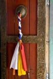 Het Handvat van de deur Stock Afbeelding