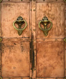 Het handvat van de deur Royalty-vrije Stock Foto