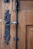 Het Handvat van de deur Stock Afbeeldingen