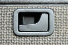 Het handvatachtergrond van het deurslot Royalty-vrije Stock Foto