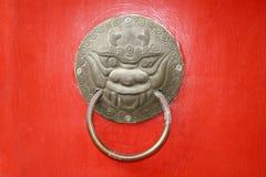 Het handvathardware van de deur Royalty-vrije Stock Foto