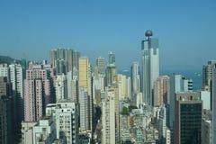 Het Harbour View van Hongkong Stock Fotografie