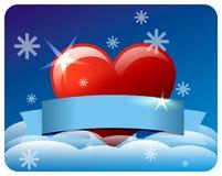 Het hart royalty-vrije illustratie