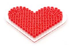 Het hart van de liefde Royalty-vrije Stock Fotografie