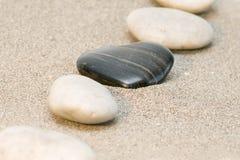 Het hart van de steen Stock Foto's