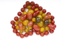 Het Hart van de tomaat stock fotografie