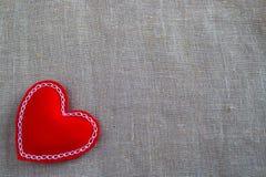 Het Hart van de valentijnskaartendag Royalty-vrije Stock Fotografie