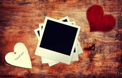 Het hart van het document Royalty-vrije Stock Foto's