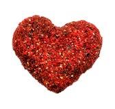 Het hart van het fruitgewicht Stock Afbeelding