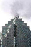 In het hart van Toronto Stock Afbeelding