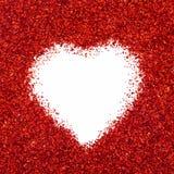 Het hart van Valentin Royalty-vrije Stock Foto's