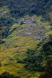 Het heiligdom van Annapurna Stock Foto's
