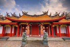 Het Heiligdom van Confucius Stock Afbeeldingen