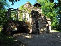 Het heiligdom van de hoge priester royalty-vrije stock foto's