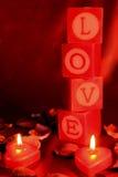 Het heiligdom van de liefde Royalty-vrije Stock Afbeelding
