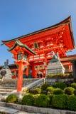 Het Heiligdom van Fushimiinari Taisha Stock Fotografie