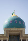 Het heiligdom van Helderziende Ayub Stock Foto