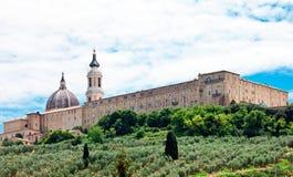 Het heiligdom van het Heilige Huis Stock Foto