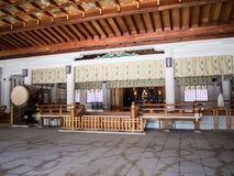 Het Heiligdom van Hiejinja, Tokyo, Japan stock foto