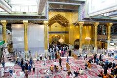 Het heiligdom van Imam Abbas Royalty-vrije Stock Foto