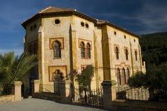 Het heiligdom van La Fuensanta Royalty-vrije Stock Foto's