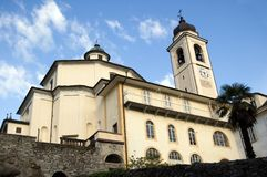 Het Heiligdom van Monte Calvario van Sacro Stock Afbeeldingen