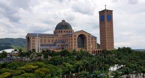 Het Heiligdom van Onze Dame van Aparecida stock afbeelding