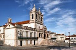 Het heiligdom van Senhora DA Nazare van Nossa Royalty-vrije Stock Afbeeldingen