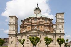 Het Heiligdom van Vicoforte Royalty-vrije Stock Afbeeldingen