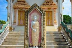 Het heilige standbeeld Stock Foto