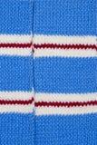 Het heldere gebreide behang van de sjaaltextuur Royalty-vrije Stock Afbeeldingen
