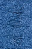 Het heldere gebreide behang van de sjaaltextuur Royalty-vrije Stock Afbeelding