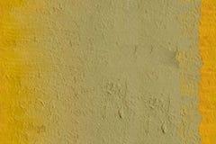 Het heldere schilderen op muur Stock Fotografie