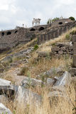 Het Hellenistic-Theater in Pergamon Royalty-vrije Stock Foto
