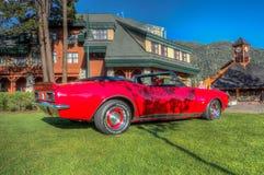 Het Hemelse Car Show van meertahoe stock foto's
