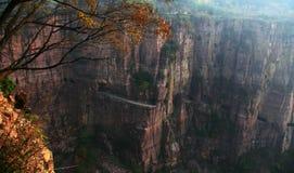 Het henan dorp GuoLiang van China Royalty-vrije Stock Fotografie