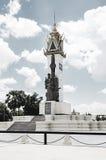 Het herdenkingsmonument van Vietnam - van Kambodja Royalty-vrije Stock Afbeelding