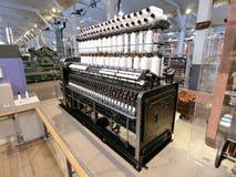 Het Herdenkingsmuseum van Toyota van de Industrie en Technologie Stock Afbeeldingen