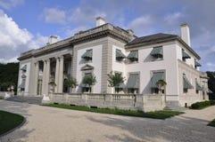 Het Herenhuis en de Tuinen van Dupont Stock Foto's