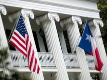 Het Herenhuis van de Gouverneurs van Texas Stock Fotografie