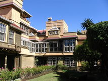 Het Herenhuis van Winchester - San Jose royalty-vrije stock afbeelding