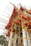 Het herstellen van pagode Stock Afbeelding