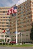 Het het Beleidsziekenhuis van de veteraan Stock Foto