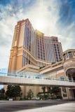 Het het Hotel en Casino van Palazzo Royalty-vrije Stock Fotografie