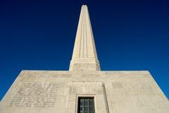 Het het slagveldmonument van San Jacinto in Houston royalty-vrije stock afbeelding