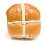 Het hete broodje van X stock foto