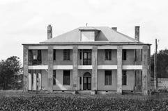Het Hewitt-Huis (Texas Chainsaw Massacre Movie Location) Royalty-vrije Stock Foto