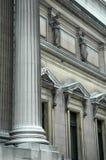 Het historische Detail van de Bouw Stock Foto
