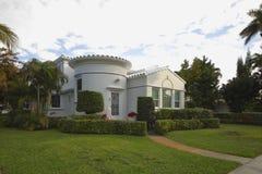 Het historische enige huis van familieflorida Royalty-vrije Stock Afbeeldingen