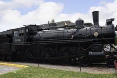 Het Historische Museum van Casey Jones Home & van de Spoorweg in Jackson, Tennessee Royalty-vrije Stock Afbeeldingen
